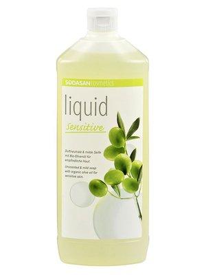 Мыло органическоеSensitiv жидкое для чувствительной и детской кожи (1 л) | 4002209