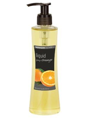 Мыло органическое Spicy Orange жидкое (250 мл) | 4002211