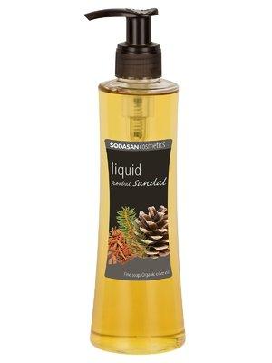 Мыло органическое Herbal Sandal жидкое (250 мл) | 4002212