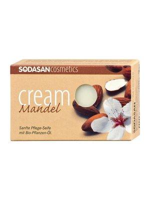 Органическое мыло-крем Almond для лица (100 г) | 4002214