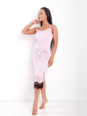 Сорочка нічна рожева | 4003084