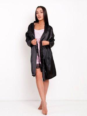 Комплект: халат та нічна сорочка | 4003087