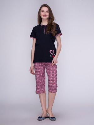 Піжама: футболка і бриджі | 3996226
