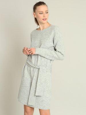 Платье серое | 3948601