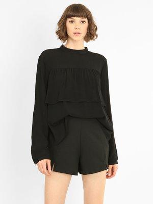 Блуза черная | 3982104