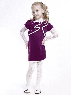 Платье фиолетовое | 4002127