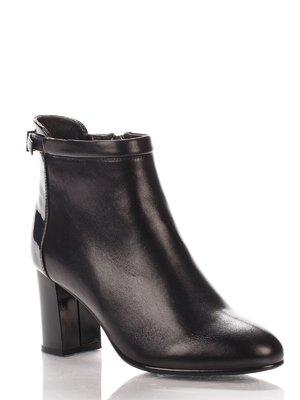 Ботинки черные | 4000219