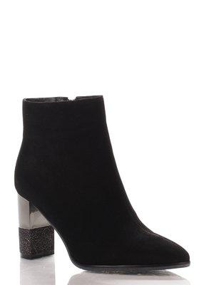 Ботинки черные   4000218