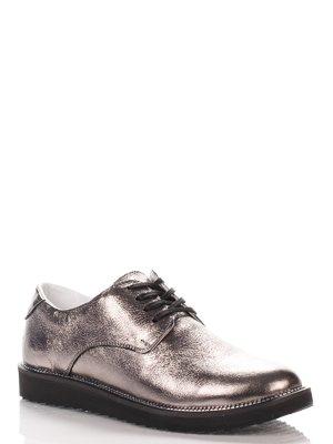 Туфли серебристые | 4004205