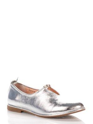 Туфли серебристые | 4004194