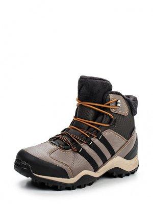 Ботинки коричневые | 3973979