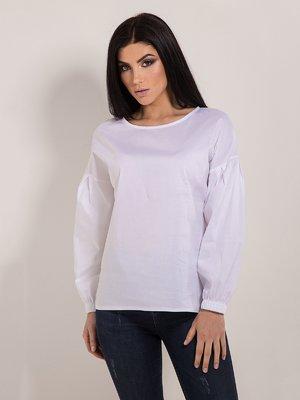 Блуза белая | 4000038