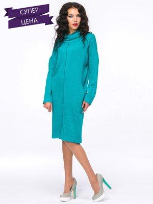 Сукня бірюзового кольору | 5327068