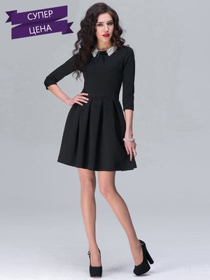 Платье черное | 2876175