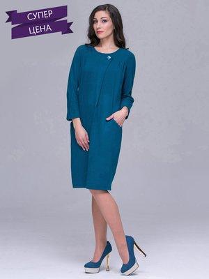 Сукня бірюзового кольору | 5327062