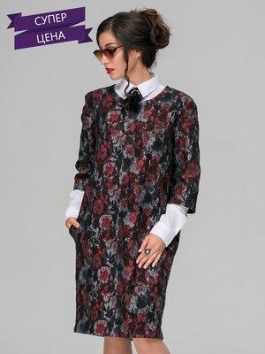 Сукня квіткового забарвлення | 3527646