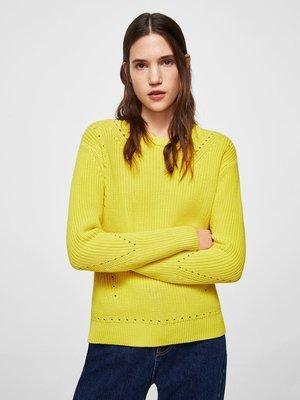 Джемпер жовтий | 3994339