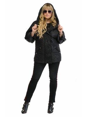 Куртка чорна | 3979243
