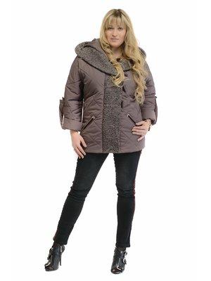 Куртка шоколадного цвета | 4010222