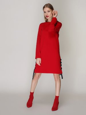Сукня червона | 4000551