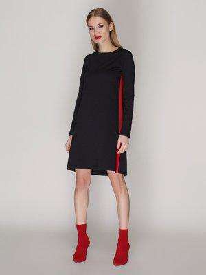 Платье черное | 4000561