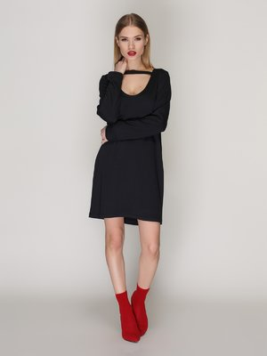 Сукня чорна | 4000552