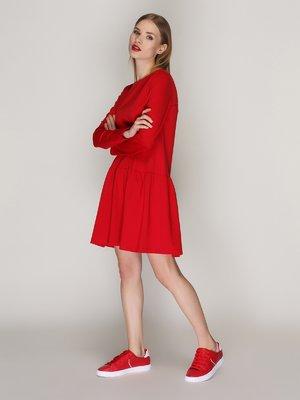 Платье красное | 4000557