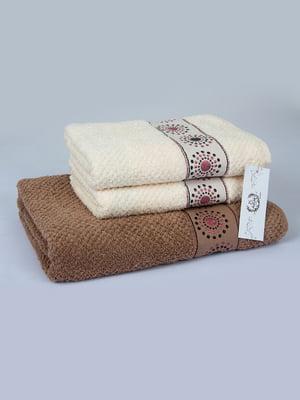 Набор полотенец махровых (3 шт.) | 3998063
