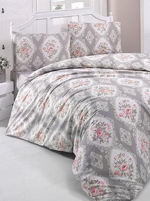 Комплект постельного белья двуспальный (евро)   4009384