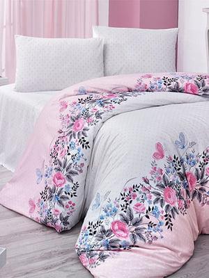 Комплект постельного белья двуспальный (евро)   4009388