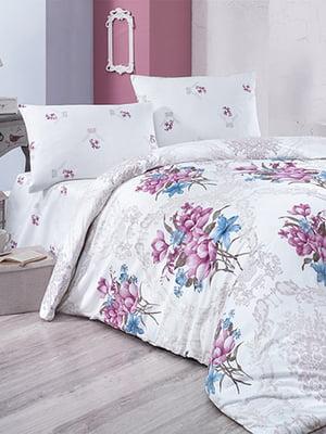 Комплект постельного белья двуспальный (евро)   4009389
