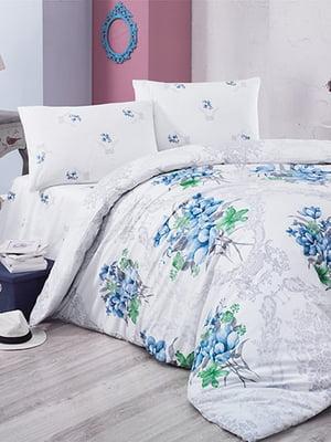 Комплект постельного белья двуспальный (евро)   4009390