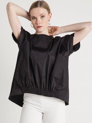 Блуза черная | 4012137