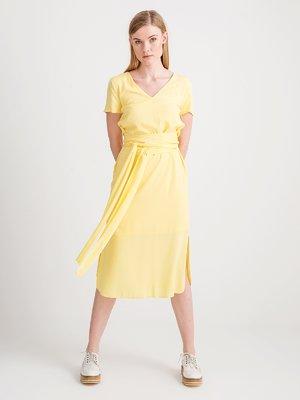 Платье желтое - BGN - 4012157