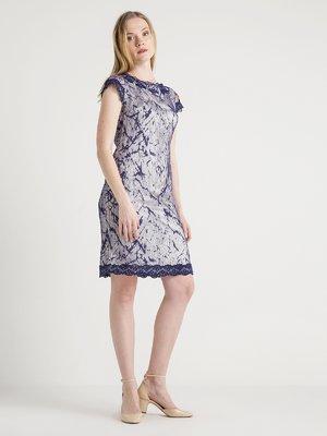Сукня темно-синя | 4012166