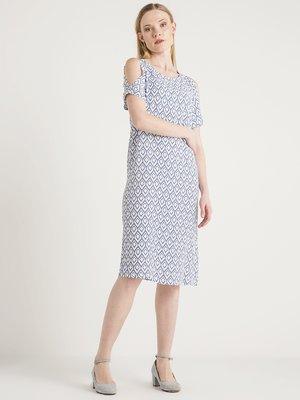 Сукня в принт | 4012179