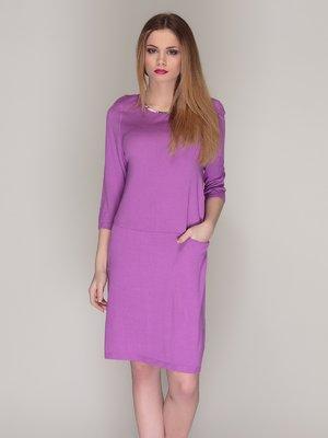 Платье сиреневое | 4009783