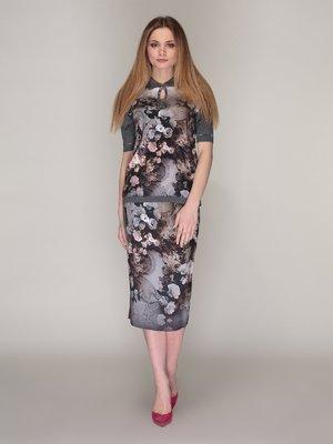 Комплект: блуза і спідниця | 4009776