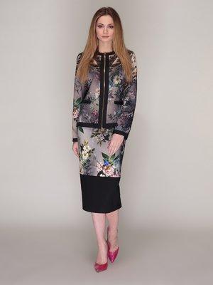 Комплект: жакет и юбка | 4009835