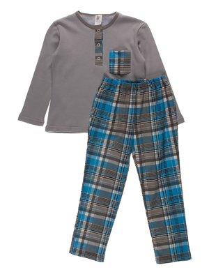 Піжама: джемпер і штани | 3855285