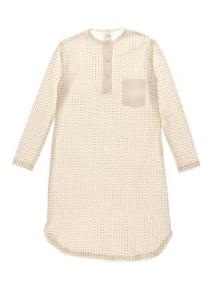 Сорочка нічна молочного кольору   4015371