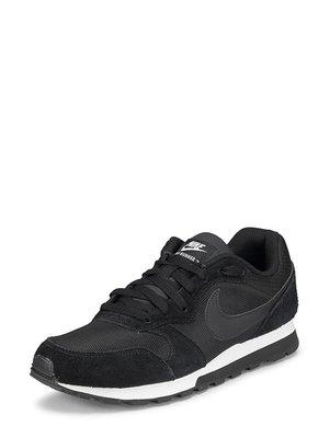 Кроссовки черные Md Runner 2 | 4017214