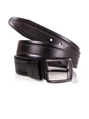 Ремінь чорний (115 см) | 4015566