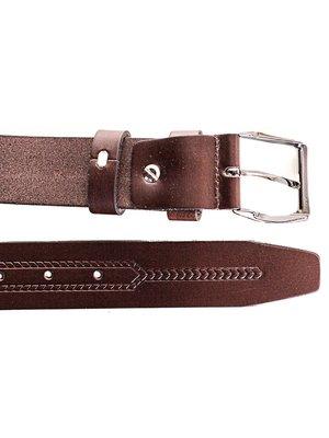 Ремінь коричневий (110 см) | 4015618