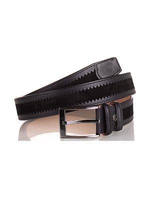 Ремінь чорний (115 см) | 4015655