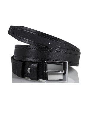 Ремінь чорний (115 см) | 4015784