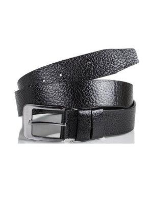 Ремень черный (125 см) | 4015963
