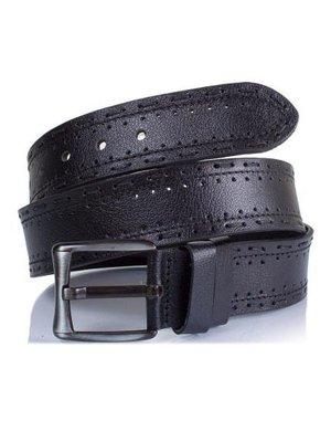 Ремінь чорний (110 см) | 4016083