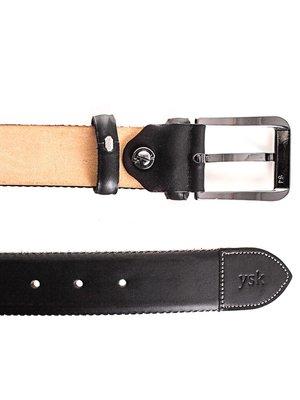 Ремінь чорний (120 см) | 4016132
