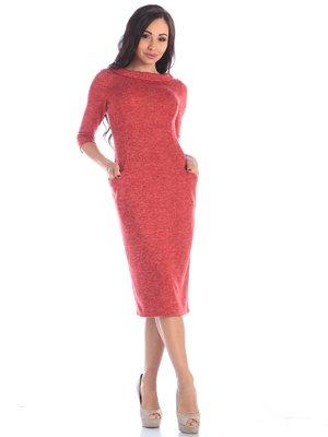 Платье красное | 4002643